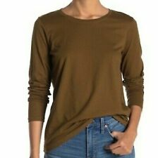 MADEWELL Northside Vintage Long Sleeve T-Shirt - Size Small   NWT