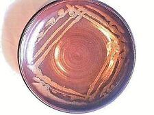 """VIVIKA & OTTO HEINO   SIGNED 1996   Stoneware 12"""" Diameter Bowl    VIVIKA & OTTO"""
