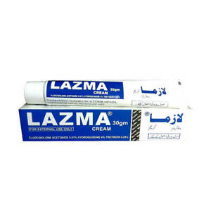 New Lazma for Dark Spots Skin Cream ( 30-gm )   FDA-approved melasma treatment.