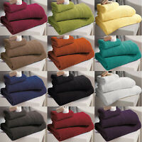 LUXURY 100% EGYPTIAN COTTON HAMPTON 500 GSM BATH SHEET BATH TOWEL HAND TOWEL