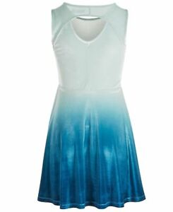 Epic Threads Big Girls Ombre Velour Dress
