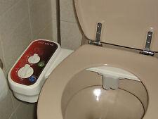Happyday BIDET Dusch-WC per igiene ritorno con sistema di prevenzione