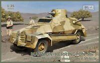 1/35 IBG 35021 Marmon-Herrington Mk I - South African Reconnaissance Vehicle