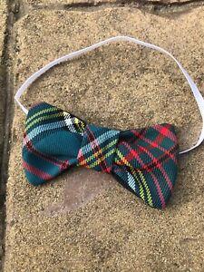 Anderson Tartan bow tie, babies ,children