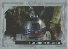Star Wars Masterwork 2017 - AR-9 Rainbow Adventures of R2-D2 Chase Card #021/565