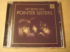 CD HET LAATSTE NIEUWS CD-COLLECTIE / HET BESTE VAN POINTER SISTERS