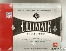 2006 UD ULTIMATE COLLECTION FOOTBALL HOBBY BOX