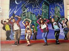 Disney Shake it Up Cast x5 Bella Thorne Zendaya Adam Photo Autograph EXACT PROOF
