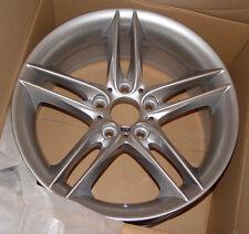 "BMW Genuine OEM E85 E86 2003-2008 Z4 Style 224 M Double Spoke 18"" Wheel Set of 4"