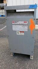 FPT 25 KVA, 300/600 x 120/240 volt, 1 Phase Transformer- T32B