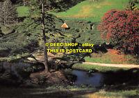 L080012 Cornwall. Glendurgan Garden. Near Falmouth. The Maze. Larkfield Postcard