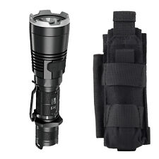 Combo: Nitecore MH27 Rechargeable Flashlight 1000 Lumens w/ NCP40 Holster