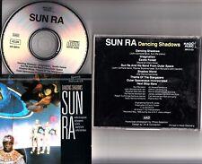 SUN RA & HIS SOLAR ARKESTRA- Dancing Shadows CD (1966 Live Jazz) John Gilmore