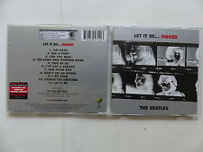 CD Album  BEATLES Let it be ... Naked 07243 595714 2 3