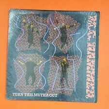 """M.C. HAMMER Turn This Mutha Out V 15437 SRC 12"""" Vinyl VG+ Cover Shrink"""