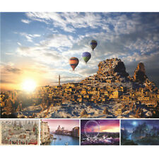 1000 Pieces Jigsaw Puzzles Educational Toys Castle Educational Puzzle Toy Adults