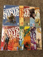 Cowboy Ninja Viking 1-10 Complete Set Image Comics Lieberman Rossmo