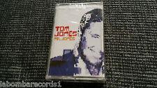 CASSETTE TOM JONES - MR. JONES - SEALED - NEW - SONY - WYCLEAF JEAN - 2002