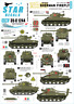 Star Decals 1/35 Británico Sherman Firefly. 75th D-Day Especial #35-C1244