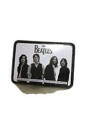 New in Box  - The Beatles: Special Edition Playing Card Set - 2 Decks and Tin