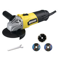 710W Angle Grinder Electric 115mm Heavy Duty Cutting Grinding