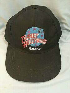 PLANET HOLLYWOOD Hat Cap NASSAU - Collectible