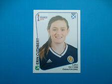 Figurine Panini Women's World Cup France 2019 n.284 Erin Cuthbert Scotland