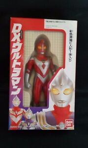 DX Ultraman Zearth action figure Bandai 1996 Tsuburaya Anime Manga toy