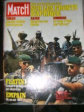 Paris Match N° 1517 23 juin 1978 Giscard Borg Jean Carmet Mallet - Joris Moody