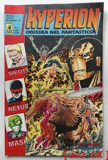 HYPERION Odissea nel Fantastico 1 Sin City MILLER John Byrne MASK Star Comics