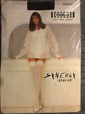 Wolford Synergy Stay-Up Size: Medium  Color: Coca  21240 - 18