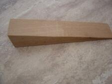 Ossett Oak Sample Wedge Door Stop Solid Oak
