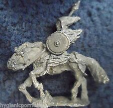 1983 squelette rider sur l'enfer cheval FTS22 fantasy tribus pré socle citadel C21 gw