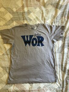 Warriors Of Radness John's Shirt Large New Freshjive Fresh Jive Stussy RARE