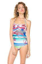 bc0bf53b84 Desigual women s swimsuit one piece Adrastos Medium