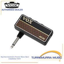 Vox amPlug 2 Ac30 Headphone Guitar Amplifier - Ap2-ac