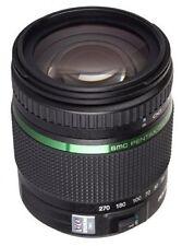 Pentax 21497 Interchangeable Zoom Lens - DA 18-270mm F 3.5 - 6.3ED SDM K Mount