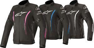 Alpinestars Stella Gunner V2 Ladies Biker Jacket Waterproof Touring all Weather