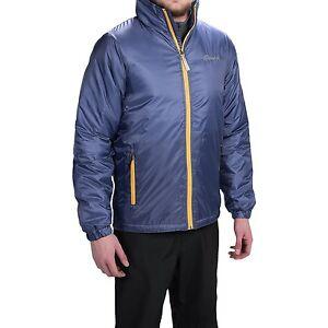 Men's Cloudveil Pro Series Midweight Emissive Insulated Jacket Indigo Blue XL
