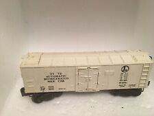 Lionel O Scale Automatic Refrigerated Milk Car #3472