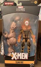 Marvel Legends Age of Apocalypse Sunfire (Sugar Man BAF) On Hand