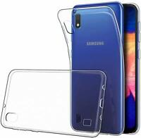 Samsung Galaxy A10 Transparent Hülle Durchsichtig Case Clear Cover Liquid