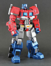 Hero of Steel - TRANSFORMERS Convoy ( Optimus Prime) by Alphamax