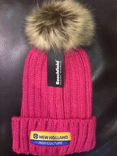 NEW HOLLAND BEANIE HAT LADIES (pink)