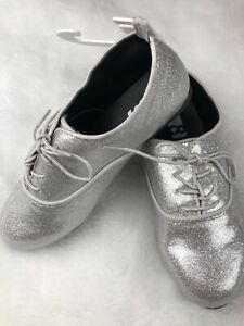 Crazy 8 Silver Shoes for Girls for sale