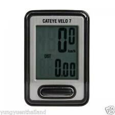 CATEYE VELO 7 Bicycle Computer CC-VL520 (Black)
