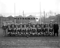 CFL 1934 Regina Roughriders Saskatchewan Roughriders Team Picture 8 X 10 Photo