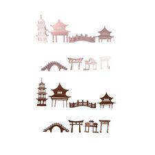 Punching Dies Chinese Construction Vintage DIY Paper Crafting Metal Cutting Dies