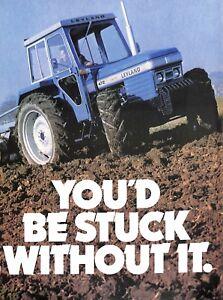 "Original Vintage 1970s - ""  Leyland ""  - Power Farming Magazine from 1979"