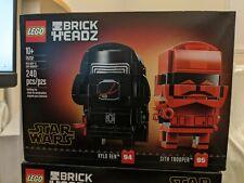 Orginal Lego BrickHeadz Star Wars -  00004000 Kylo Ren 94 - Sith Trooper 95 - New Sealed